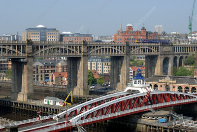 High Level Bridge, Newcastle, UK