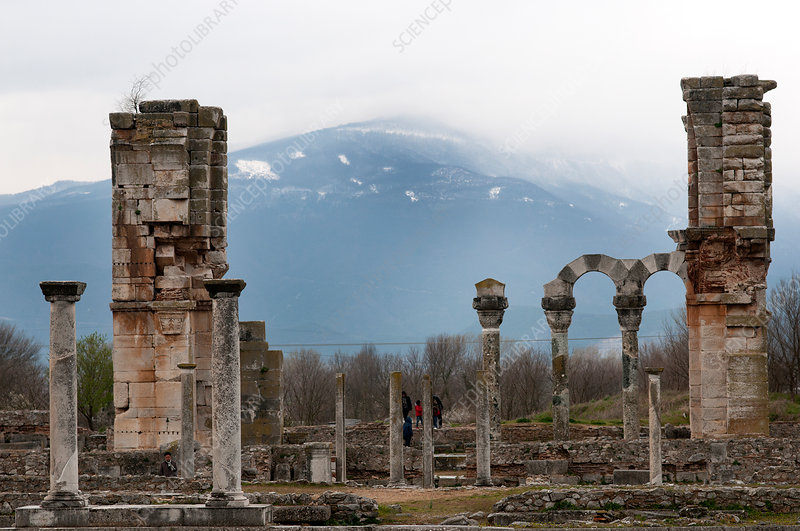 Ruins of Philippi, Greece
