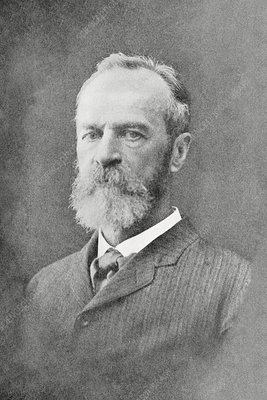 William James, US psychologist