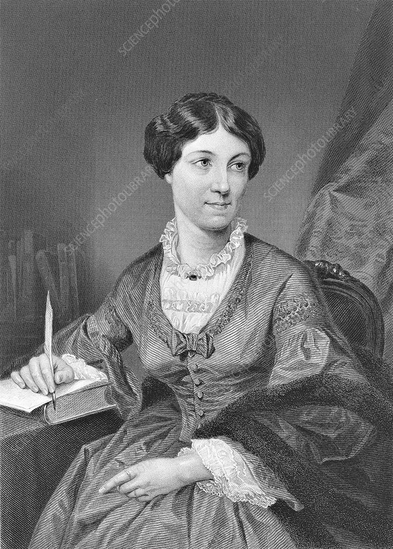 Harriet Martineau, British author and sociologist