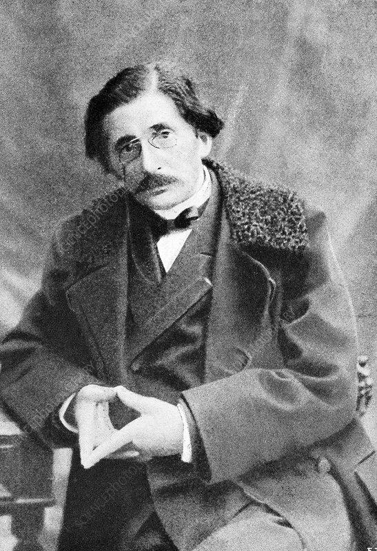 Gabriel Tarde, French sociologist