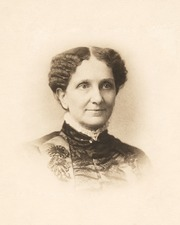 Mary Baker Eddy, US founder of Christian Science