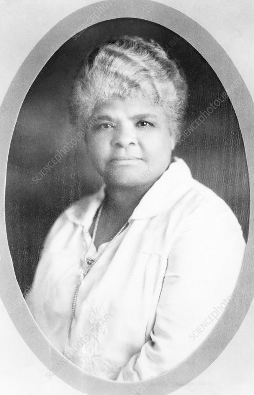 Ida B. Wells, US suffragist and sociologist