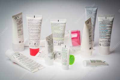 Cosmetic product compound