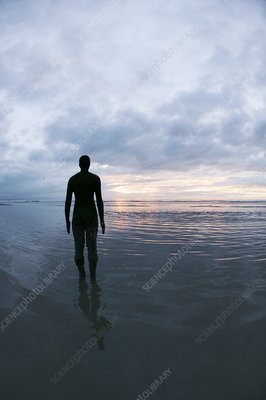 Another Place, Antony Gormley sculpture