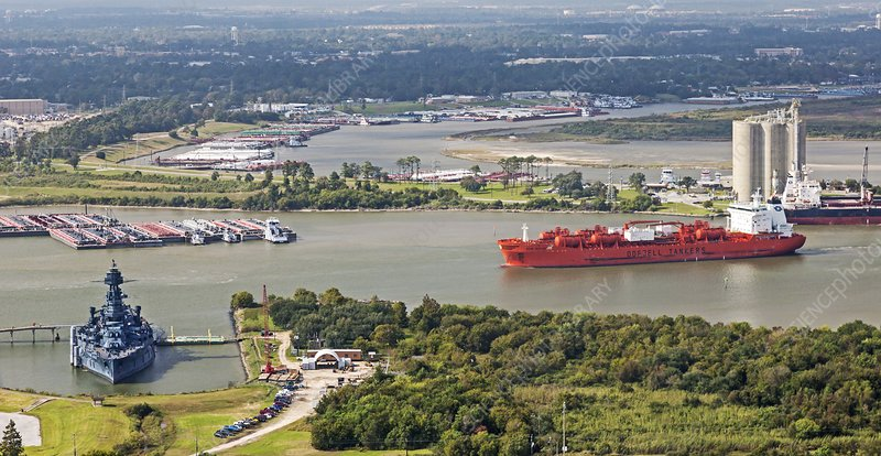 Houston Ship Channel
