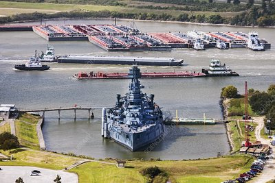 Battleship Texas, USA