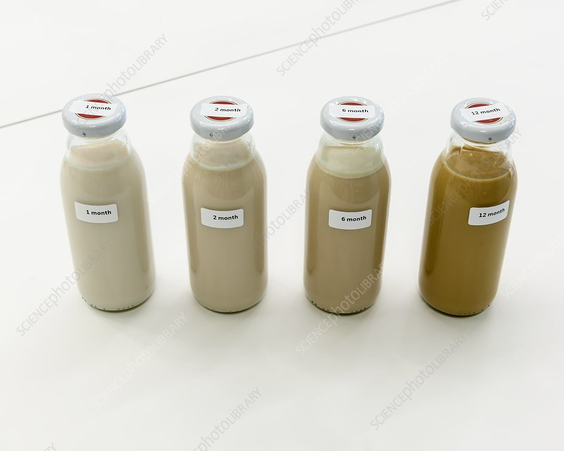Prototype milk drinks