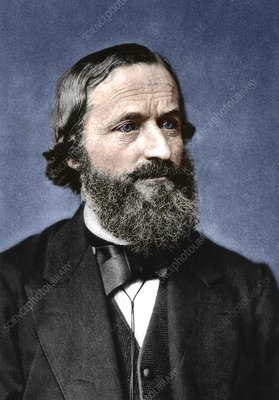 Gustav Kirchhoff, German physicist