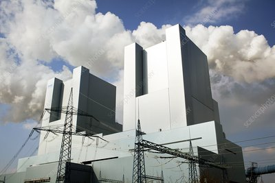 Neurath lignite-fired power stations
