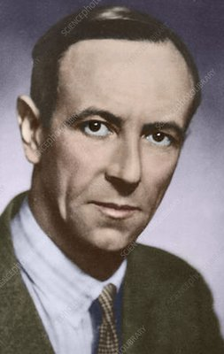 Sir James Chadwick, English physicist
