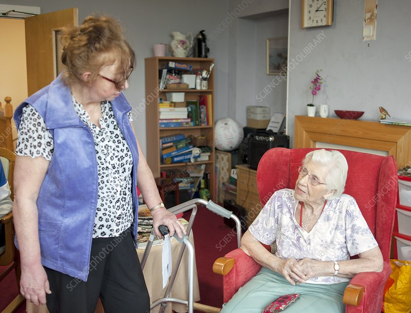 Care home activities planning