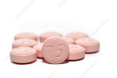 Clopidogrel anti-clotting drug tablets
