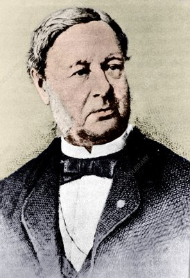 Theodor Schwann, German physiologist