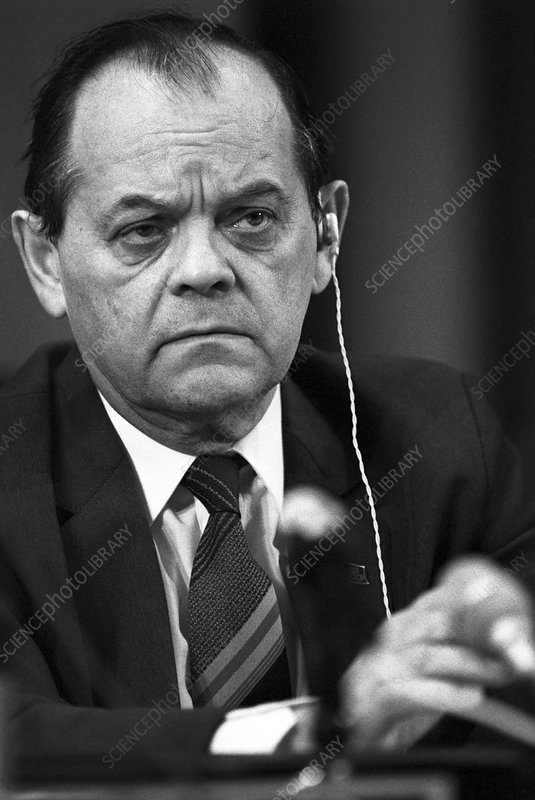 Boris Shcherbina, Soviet Chernobyl commission chair
