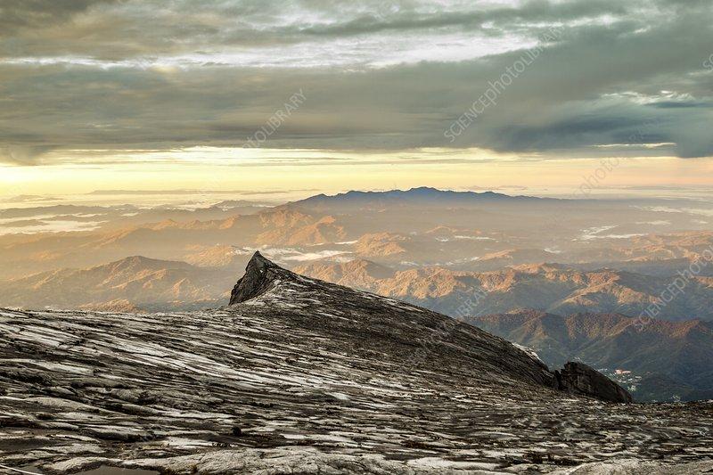 Mount Kinabalu, Borneo