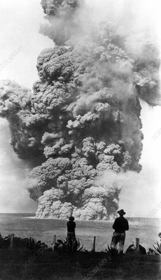 Kilauea eruption of May 1924