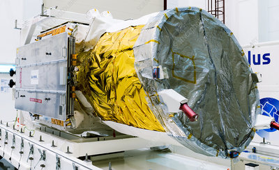 ADM-Aeolus satellite preparations, June 2018
