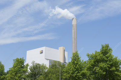 Coal-fired power station, Hemweg, the Netherlands
