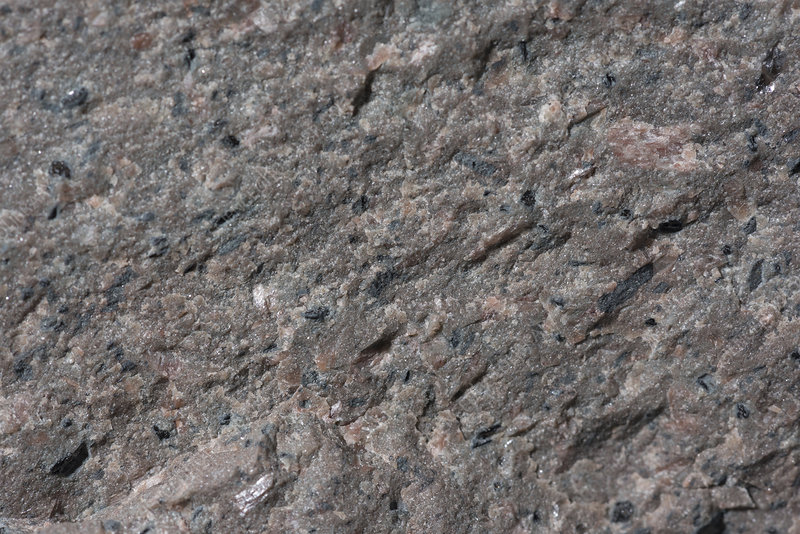 Rhyolite rock surface, macrophotograph