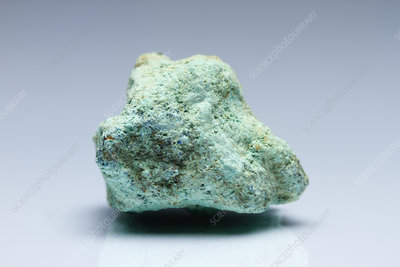 Copper ore specimen