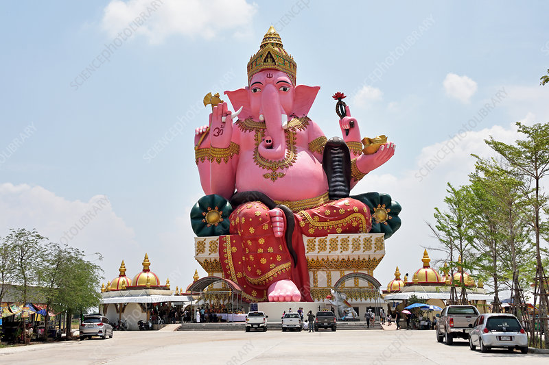 Pink Elephant Building