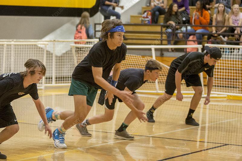 High School Dodgeball