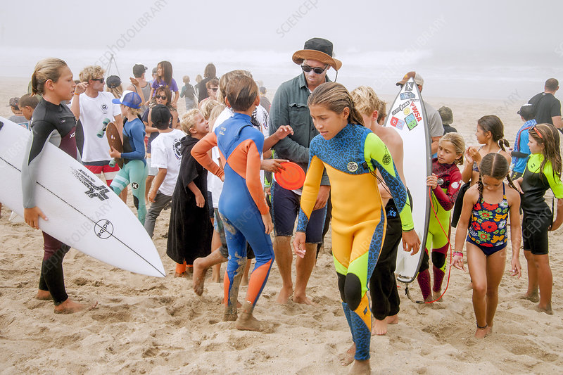 Children's Surfing Club