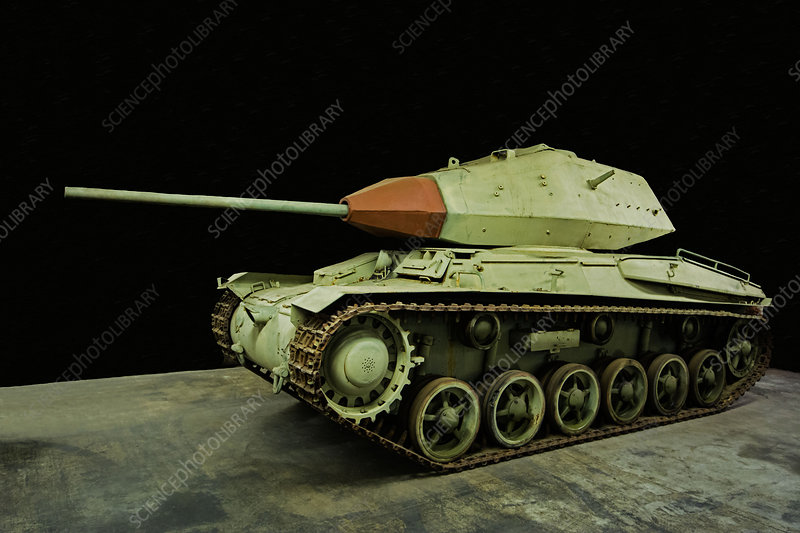 Swedish STRV 74 Medium Tank