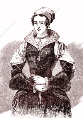Lady Jane Grey, Queen of England in 1553