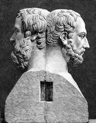 Thucydides and Herodotus, Ancient Greek historians