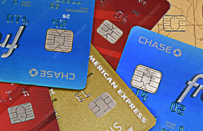 Credit Card Microchip