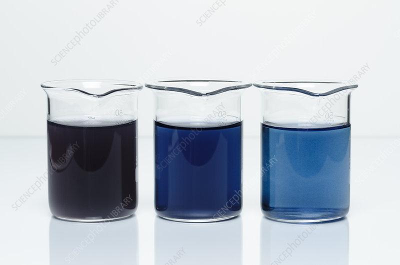 Iodine Test for Starch