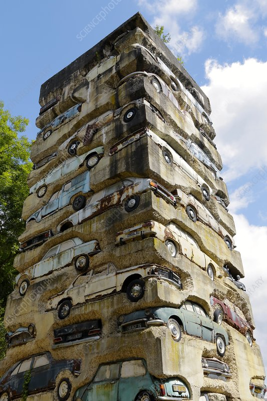 Long Term Parking, public sculpture