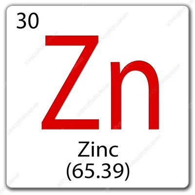 Zinc, illustration