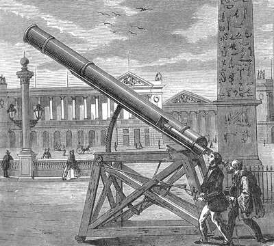 Reflecting Telescope, 19th Century