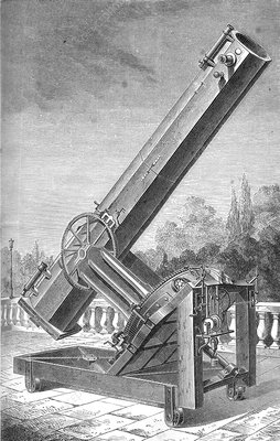 Reflecting Telescope, Marseille Observatory