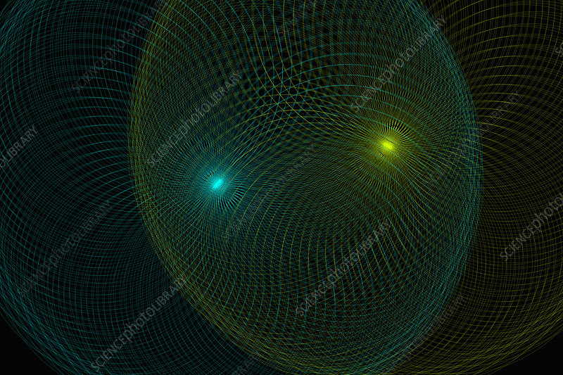 Gravitational Waves, Illustration