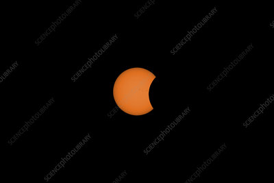 Solar Eclipse Partial Phase, 21 August 2017, 5 of 31