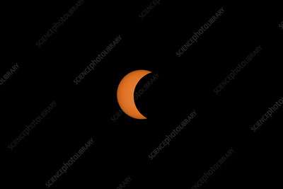 Solar Eclipse Partial Phase, 21 August 2017, 11 of 31