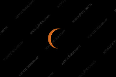 Solar Eclipse Partial Phase, 21 August 2017, 14 of 31
