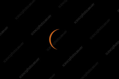Solar Eclipse Partial Phase, 21 August 2017, 15 of 31