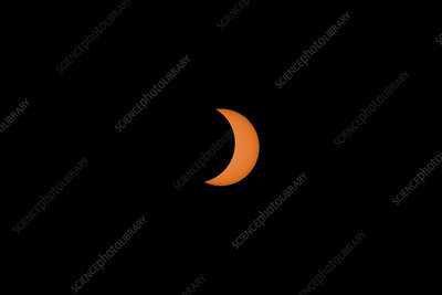Solar Eclipse Partial Phase, 21 August 2017, 19 of 31