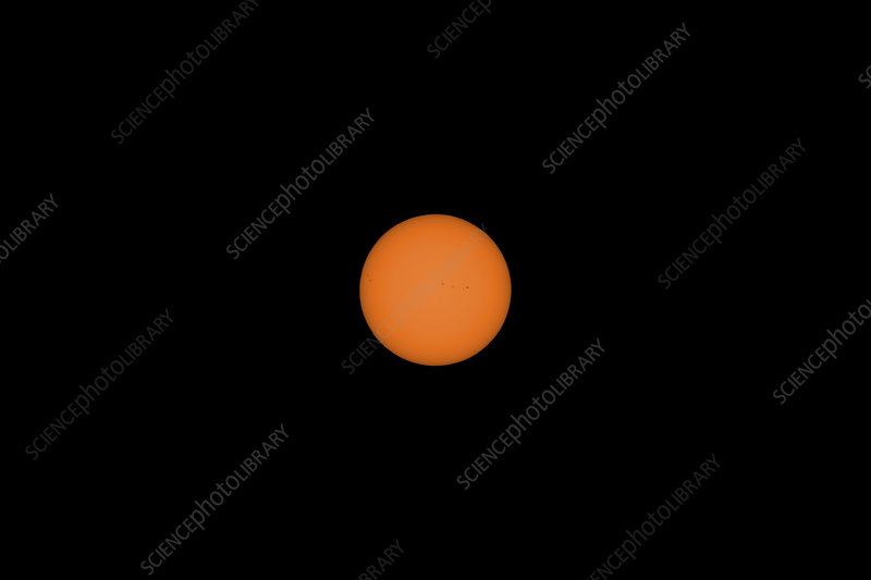 Solar Eclipse Partial Phase, 21 August 2017, 31 of 31