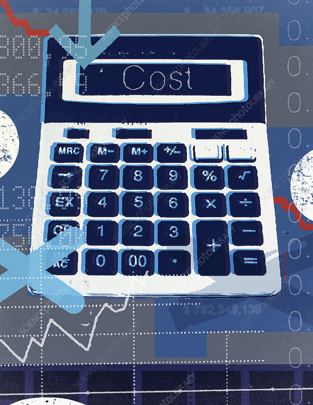 Finance, conceptual illustration