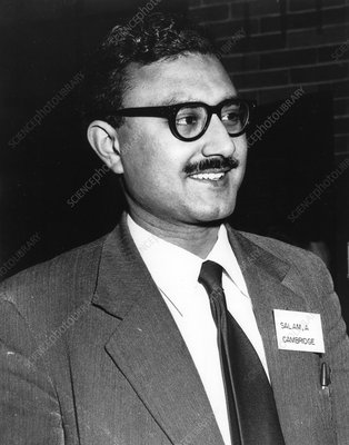 Abdus Salam, Pakistani physicist