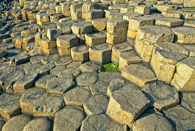 Basalt, Giants Causeway, Northern Ireland