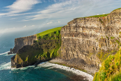 Cliff Views, Cliffs Of Moher, Ireland