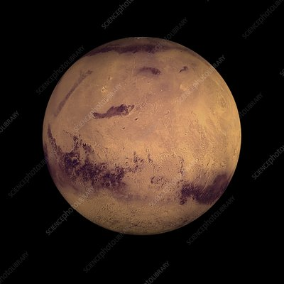 Mars, illustration