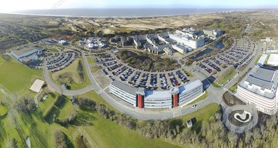 European Space Research and Technology Centre, aerial view